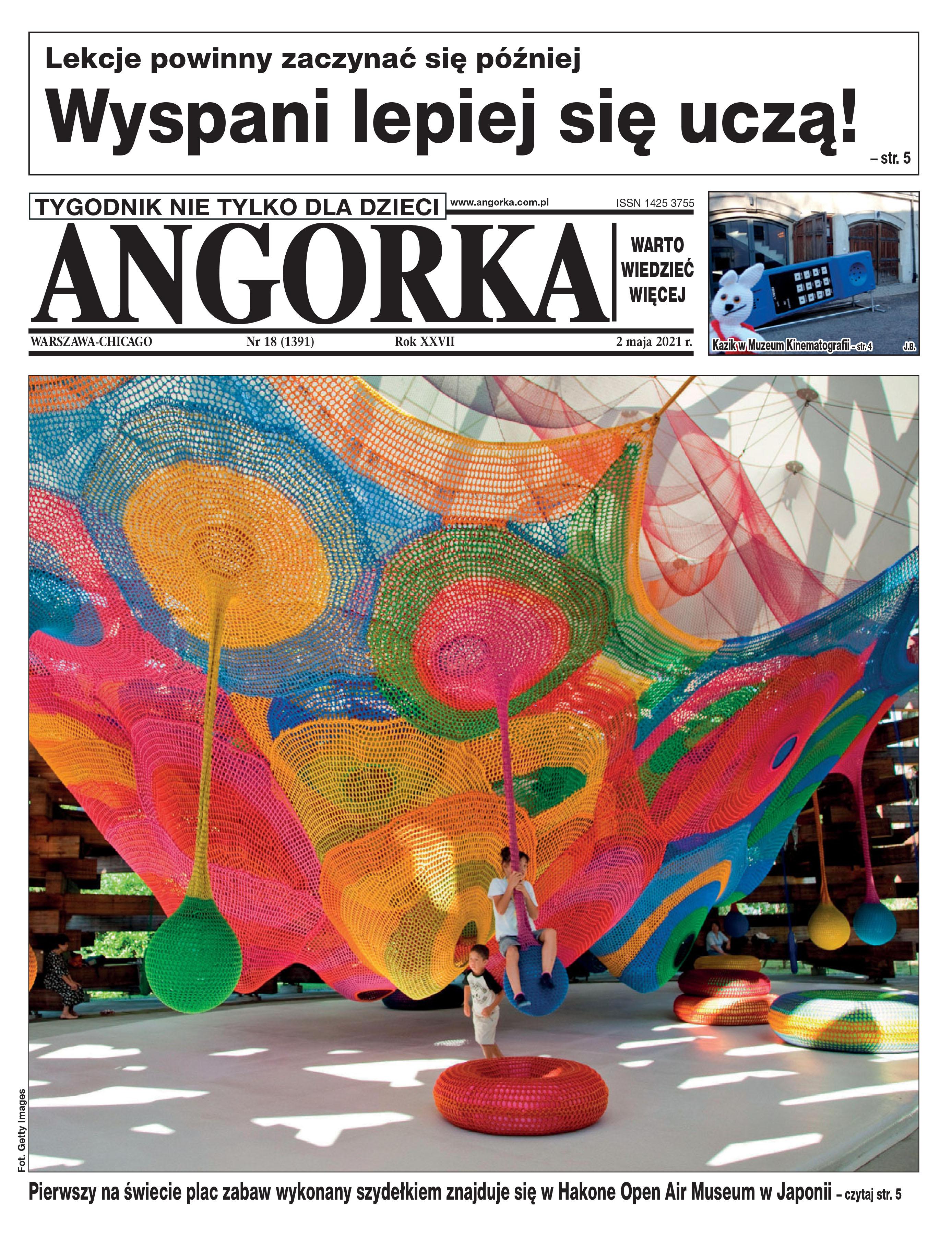 ANGORKA 18/2021