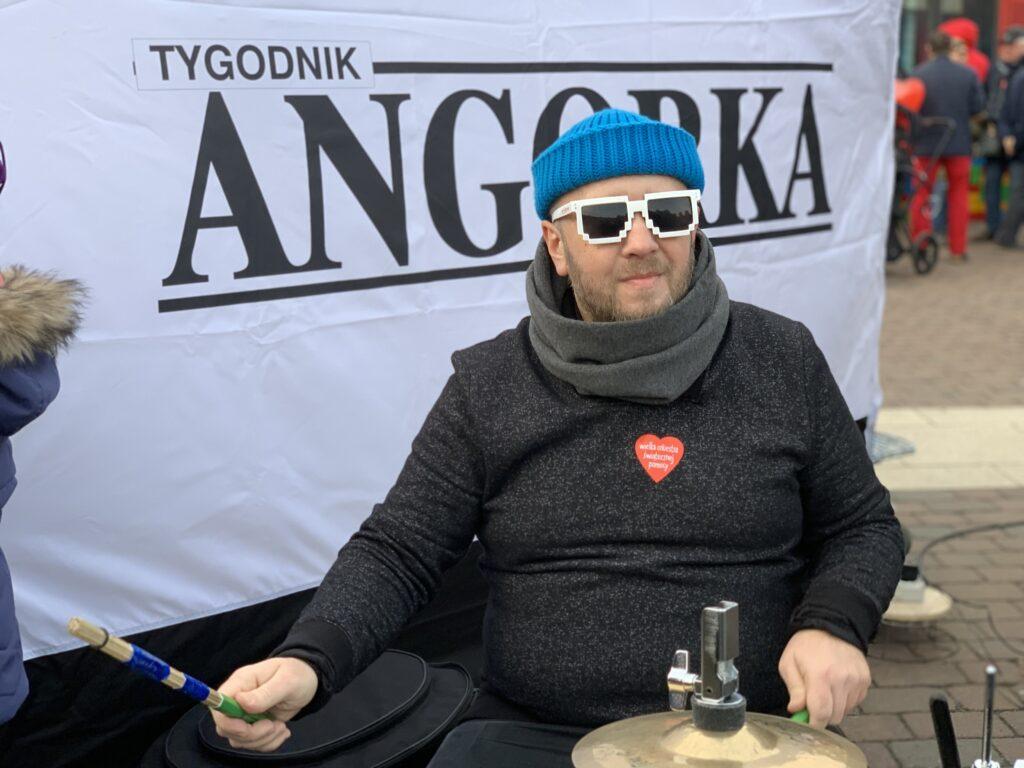 Muzyczne atrakcje zapewniał Wojciech Andrzejewski z Drum-Room.pl